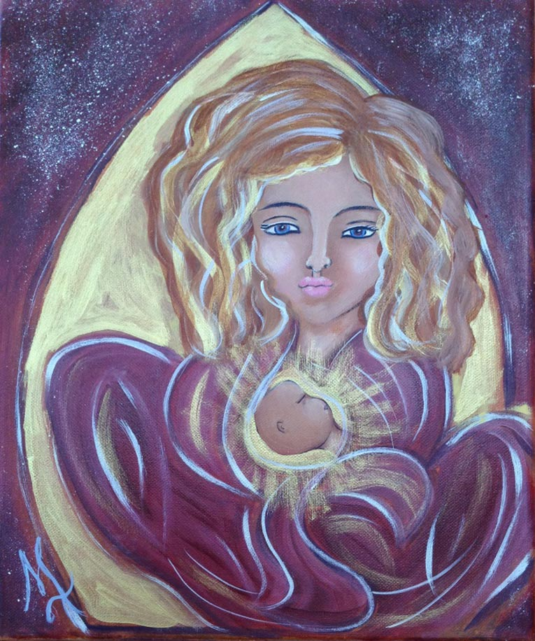 sacred dreamer two day painting workshop 28 lifelines